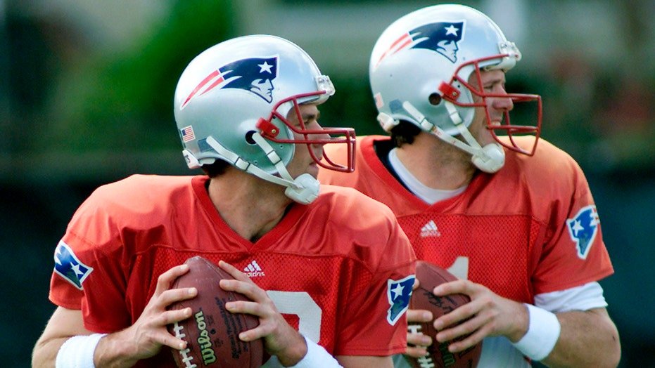 Tom Brady remarks on career-altering play 20 years later: 'Time flies'