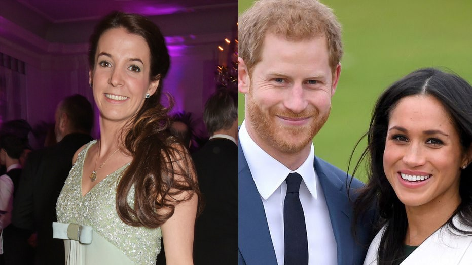 Former Princess of Luxembourg Tessy Antony wishes the Sussexes 'all the best'
