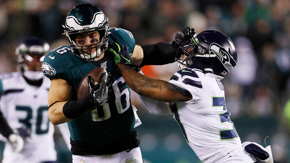 Zach Ertz on future with Eagles: 'I want to be here'