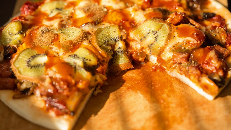 Pizza: A brief history