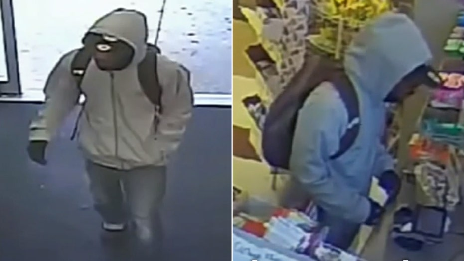 Police: Man robbed a pharmacy with a note that said, 'I'm sorry, I have a sick child'