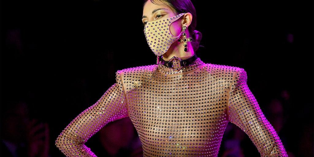 stylish surgical mask