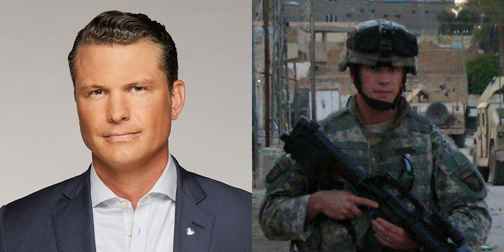 Fox News' Pete Hegseth opens up about post-traumatic stress after Iraq deployment