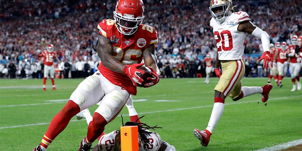 Chiefs Damien Williams Explains Why He S Opting Out Of The 2020 Season It Was Hard Fox News