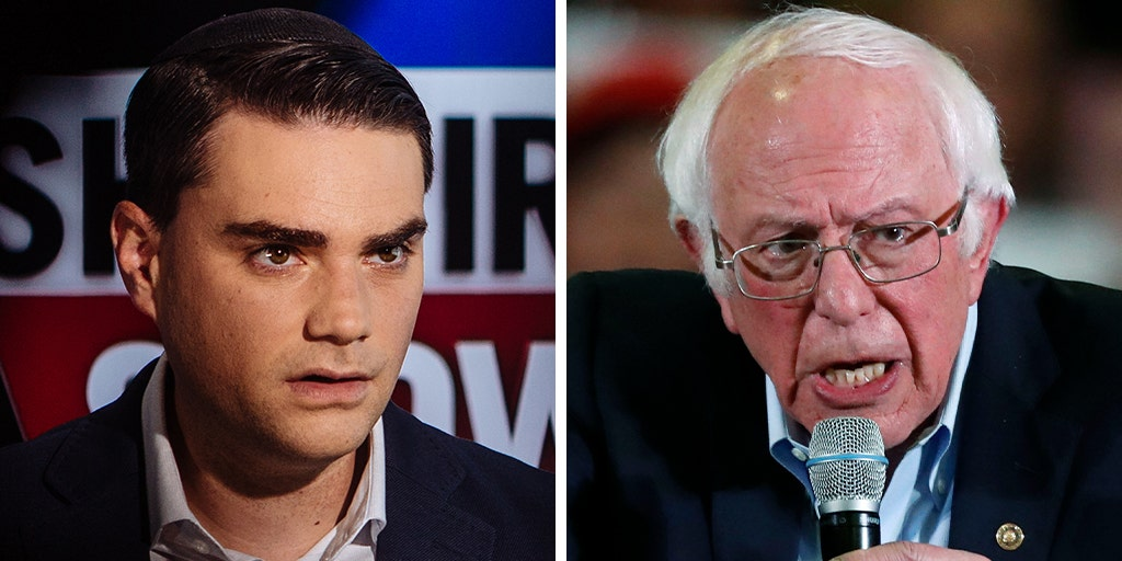 Ben Shapiro says Bernie Sanders' front-runner status 'scares the living hell' out of him