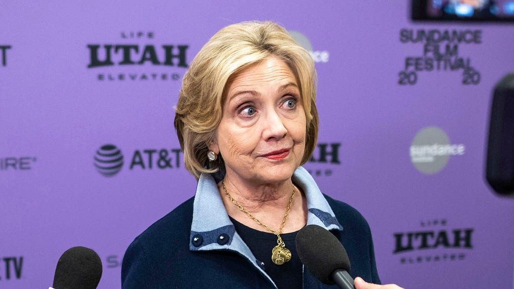 Hillary Clinton comments on possibly joining Dem ticket as VP nominee