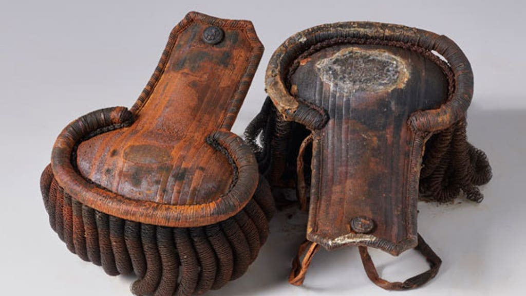 PHOTOS: Stunning relics recovered from 1840s Northwest passage shipwreck