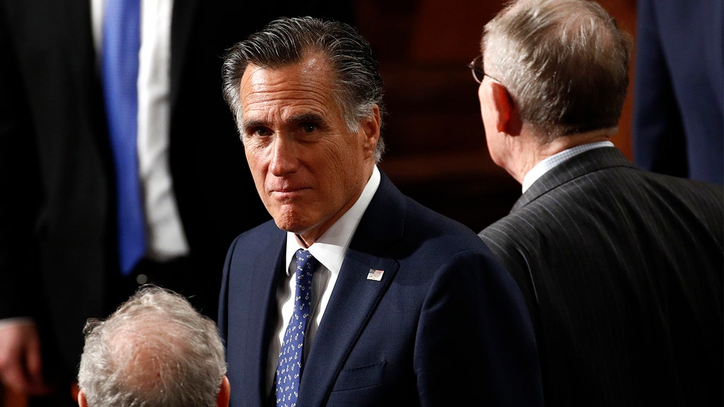 Romney clarifies report, would back Hunter Biden subpoena