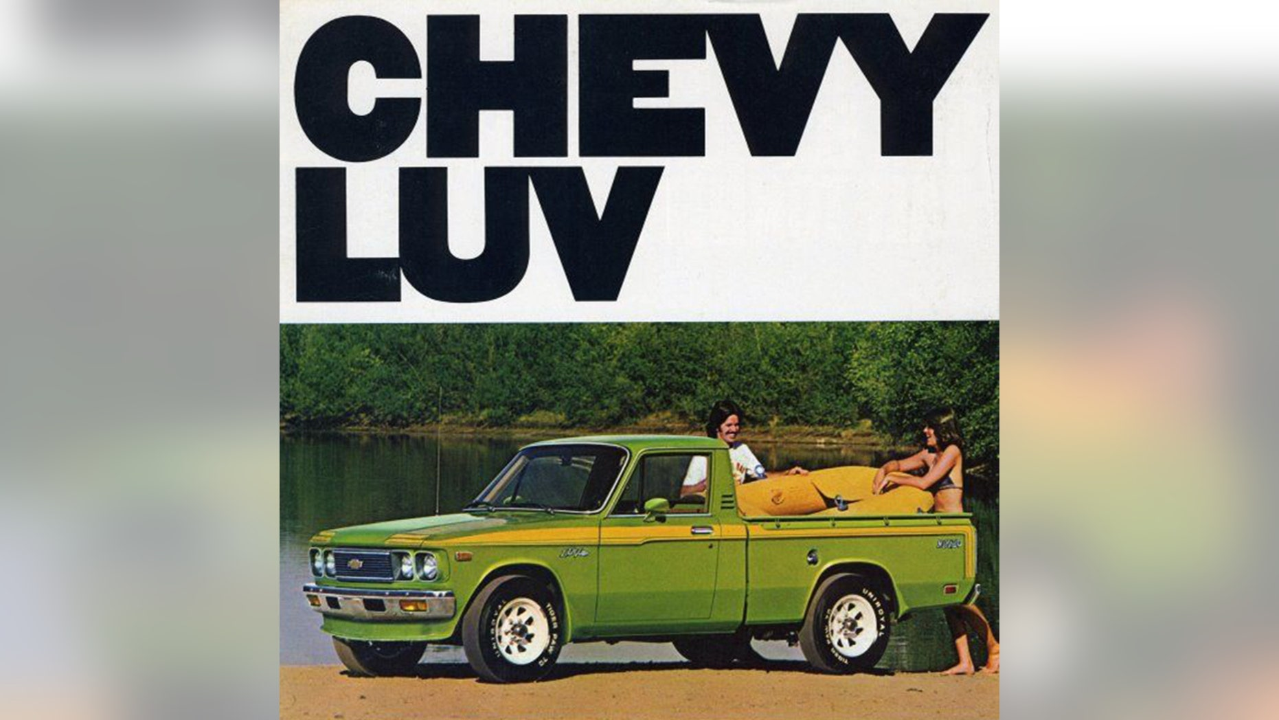 The Chevrolet Luv Is Not A Romantic Vehicle The Motor Masters