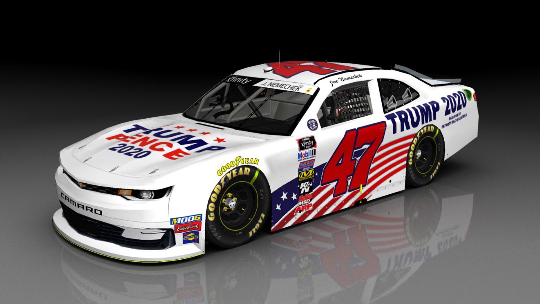 Joe Nemechek NASCAR