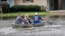 Pictures: Pearl River in Jackson, Mississippi floods