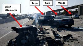 NTSB: Tesla driver was playing video game at time of fatal crash, new safety measures needed for driver assist systems