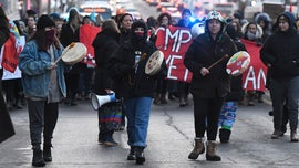 Trudeau calls emergency meeting after Canada pipeline protest shuts down railway service for thousands