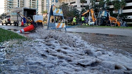 Fort Lauderdale mayor seeks state, federal aid after 211M gallons of sewage leaks from pipes into streets, drinking water