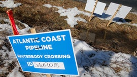 Supreme Court hears Atlantic Coast Pipeline case, Roberts warns of 'impermeable barrier' along Appalachian Trail