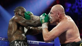Tyson Fury beats Deontay Wilder in rematch for WBC heavyweight title