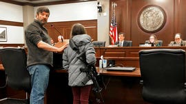 Idaho girl, 11, brings AR-15 rifle to gun legislation hearing