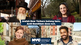 New York City aims to fight anti-Semitism with ad campaign highlighting Jewish community