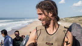 Pro surfer Alex Botelho rushed to hospital after serious incident at surfing competition
