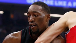 Heat's Bam Adebayo worried about sweating, touching when NBA returns