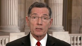 Sen. John Barrasso: 'Disturbing' to see Schumer, Dems politicize coronavirus