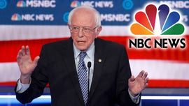 Bernie Sanders challenges NBC moderator over question about unfavorable poll on socialism: 'Who was winning?'