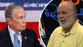 Rush Limbaugh rips Bloomberg's debate showing: 'He doesn't have the foggiest idea what he is doing'