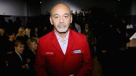Christian Louboutin believes heels are a 'form of liberty,' says he doesn't 'consider comfort' when designing