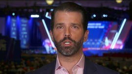 Trump Jr. says Dems, left-wing media have reached a 'new level of sickness' by politicizing coronavirus