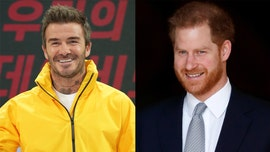 David Beckham on pal Prince Harry: 'I'm proud to see him growing up'