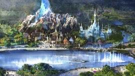 New 'Frozen Land' blueprints reveal Disneyland Paris' plans for upcoming attraction: report
