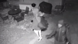 Soldier in Iraq captures crooks burglarizing Illinois home with doorbell camera app