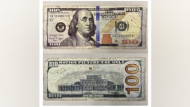 New Jersey man passes off fake $100 bill with 'For Motion Picture Use Only' printed on it, police say
