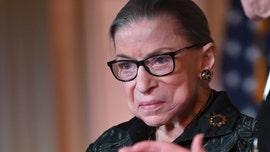 Instagram users praise Ruth Bader Ginsburg's glitter heels: 'Dorothy reincarnated'