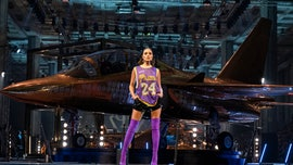 Designer criticized for Kobe Bryant tribute at fashion show featuring helicopters, bedazzled jerseys