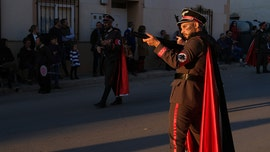 Holocaust-themed carnival celebration in Spain sparks outrage