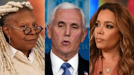'View' co-hosts on Pence tackling coronavirus: Trump is 'setting him up'