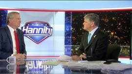 De Blasio rips Bloomberg on 'Hannity'; first US coronavirus case of unknown origin confirmed