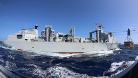 Chinese destroyer aims laser at US Navy plane in 'unsafe' manner, military says