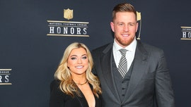 Houston Texans' JJ Watt marries soccer player Kealia Ohai: 'Best day of my life'