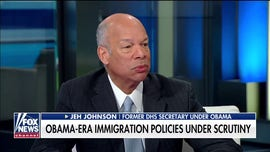 Ex-Obama DHS Secretary: 'The Mexican government needs to do a lot more to build their own system of dealing with refugees'