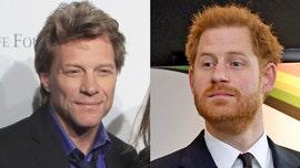 Jon Bon Jovi teases Prince Harry music collaboration: 'We're doing it'