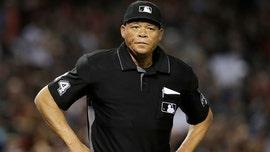 MLB appoints 1st black umpire crew chief