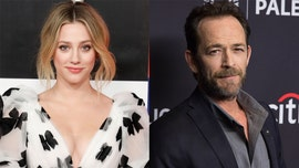 'Riverdale' star Lili Reinhart says Luke Perry's 'spirit was visiting me' in a dream: 'I hugged him so hard'