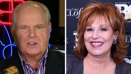 Joy Behar says Rush Limbaugh needs to 'take a pill and keep quiet' after coronavirus comments