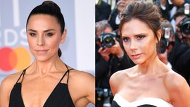 'Spice Girls' singers Mel C and Victoria Beckham had a 'scuffle' early on