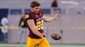 Former ASU punter stuns at NFL combine with record bench press