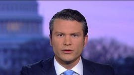 Pete Hegseth: It's a shame Dems and media are using coronavirus to score political points against Trump