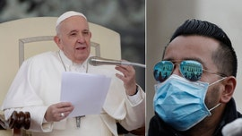 Pope celebrates Ash Wednesday at Vatican as Masses in Italy canceled over coronavirus fears