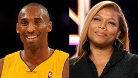 Kobe Bryant receives tribute from Queen Latifah at NBA All-Star Game